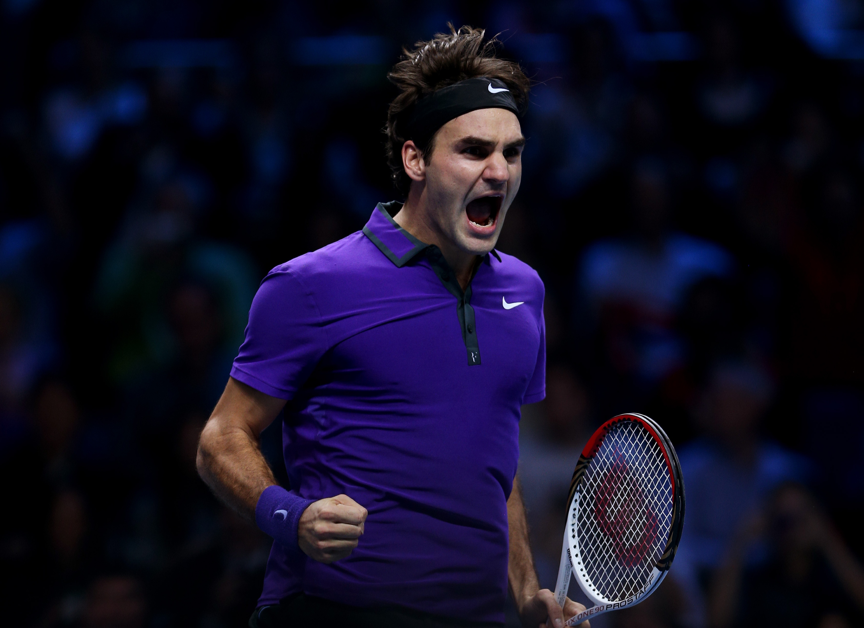 Roger Federer: Eight and Eighteen