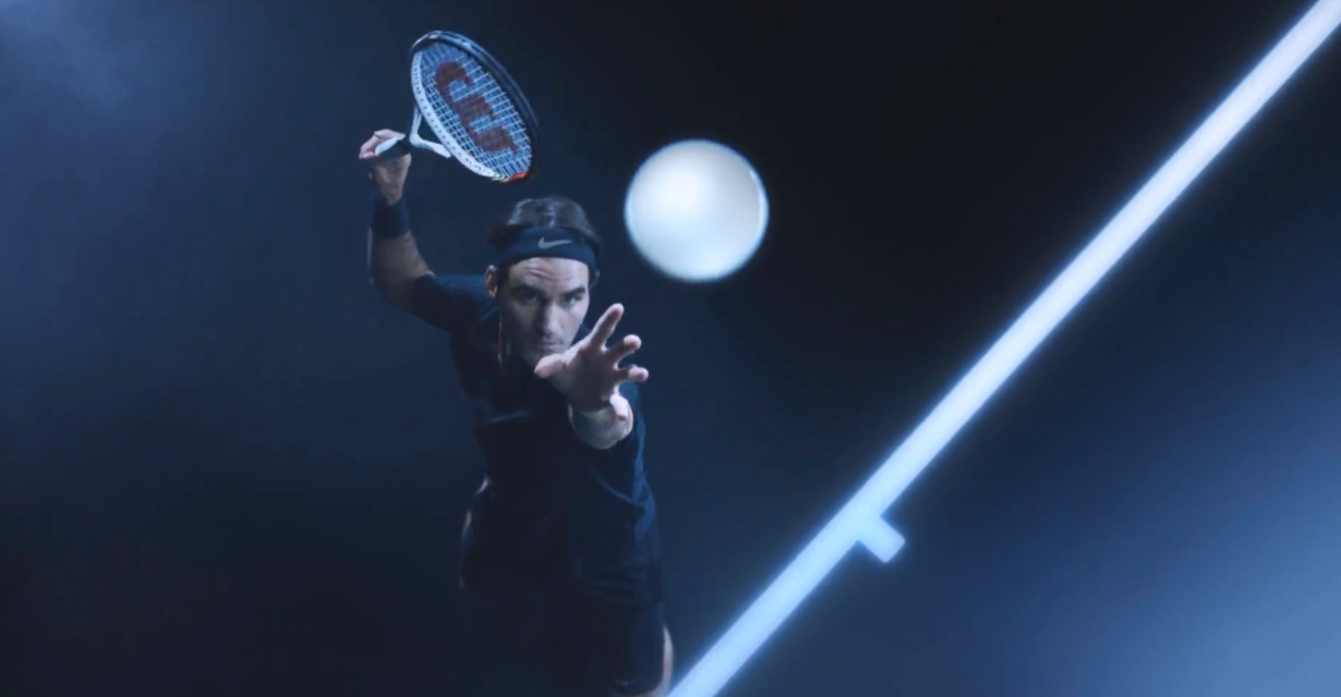 Federer Gillette commercial 2013