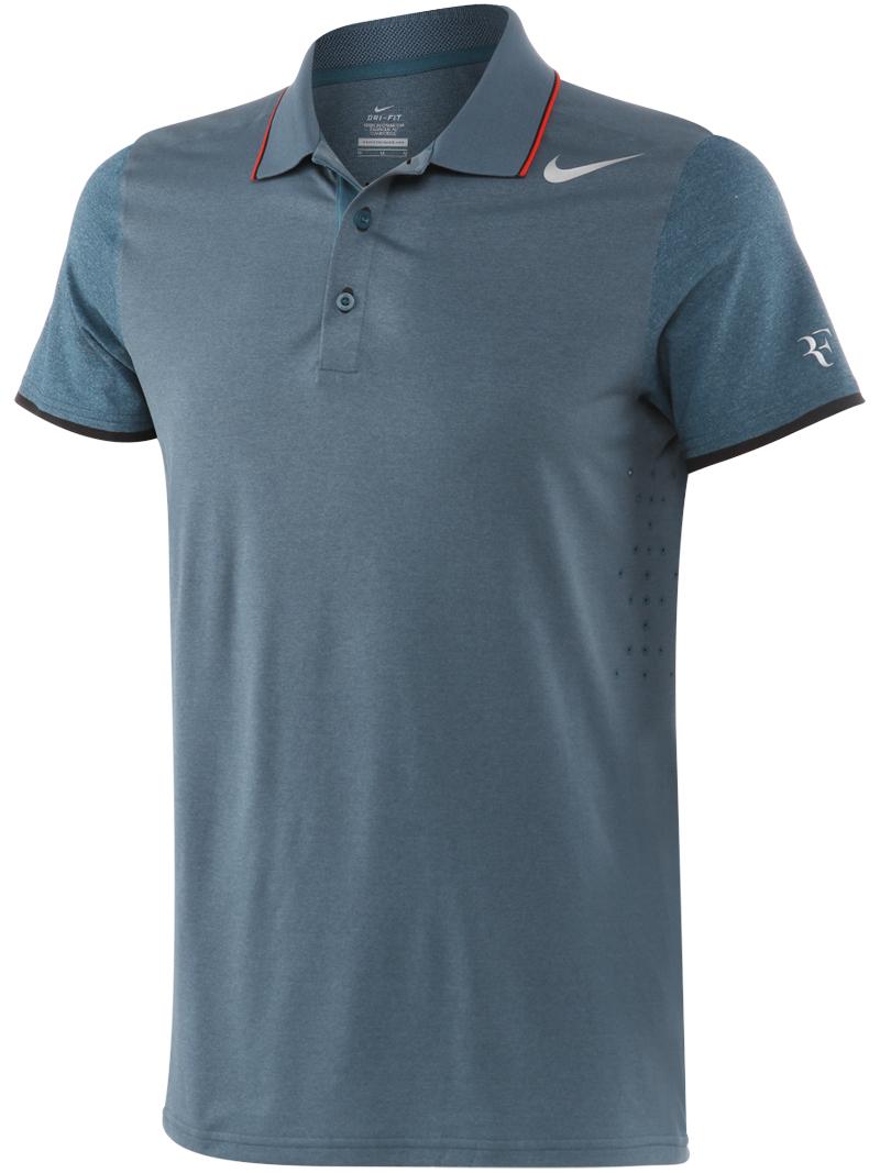be889c2b41 Roger Federer Dubai 2014 Nike Outfit