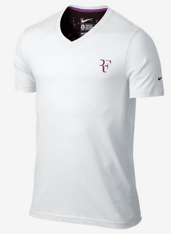 Federer Wimbledon 2014 RF T-Shirt