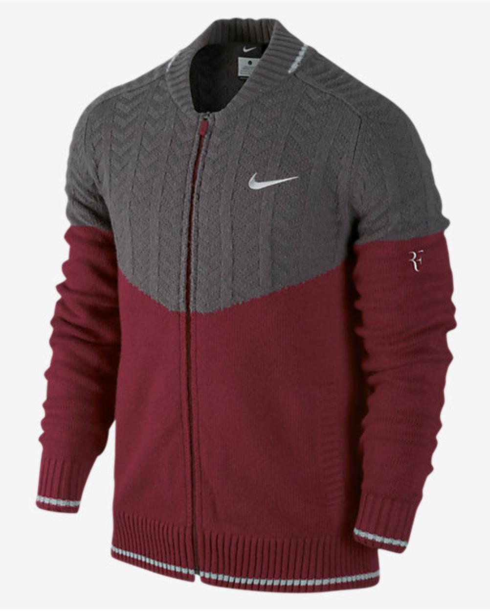 Federer Shanghai 2014 Jacket