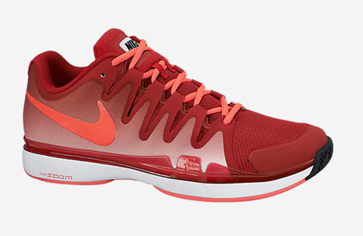 Federer Shanghai 2014 Shoes