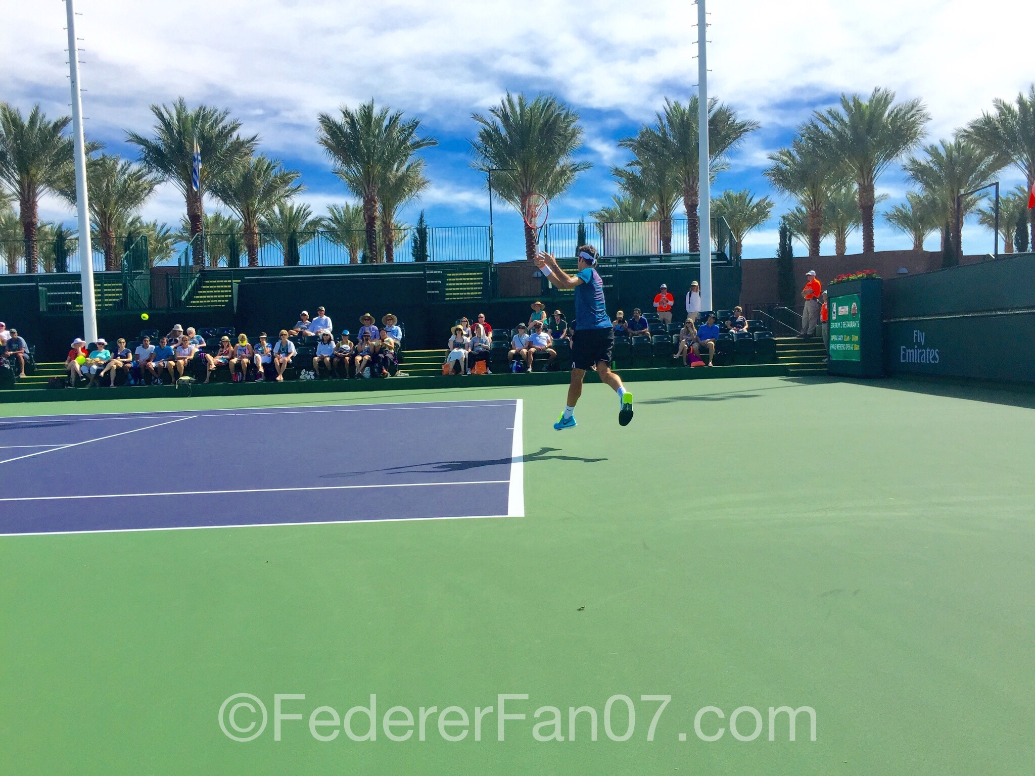 BNP Paribas Open Indian Wells Photos and Video