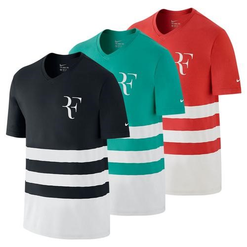Federer Monte Carlo RF shirts