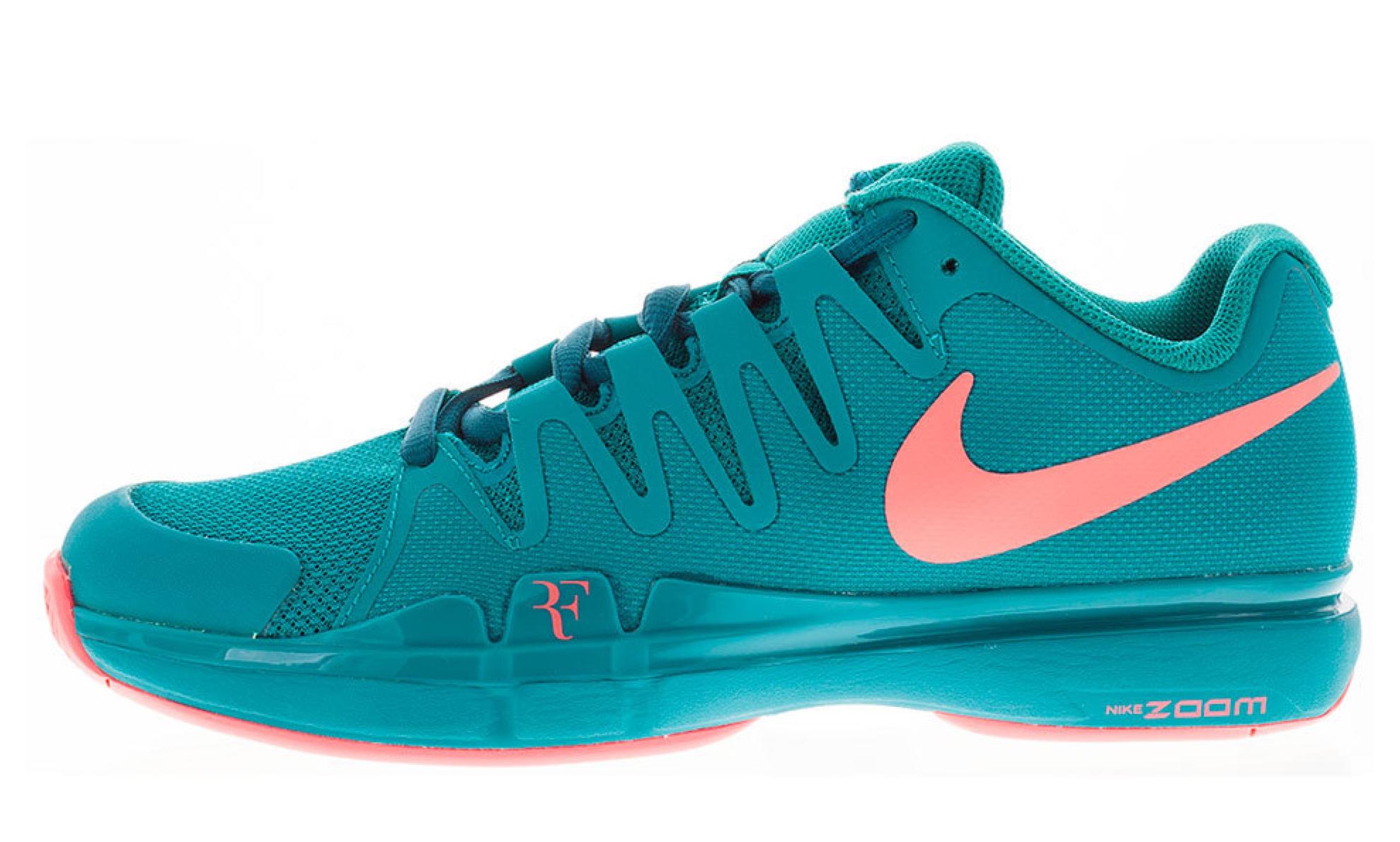 8fbb6840494 Nike Zoom Vapor 9 Tour Federer