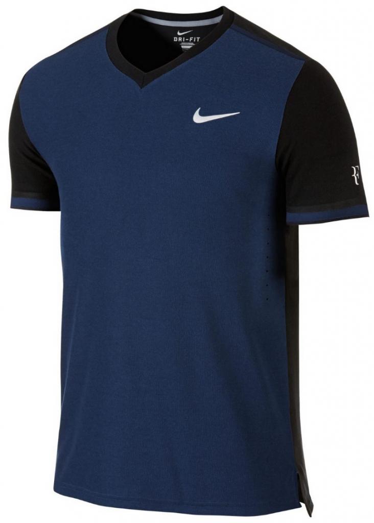 Federer Nike Winter 2015 Henley