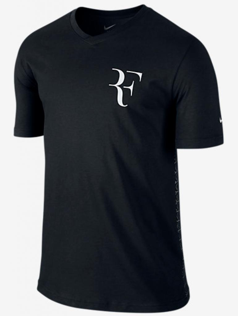 Federer Nike Winter 2015 RF Shirt