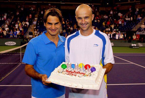 Roger Federer Ivan Ljubicic