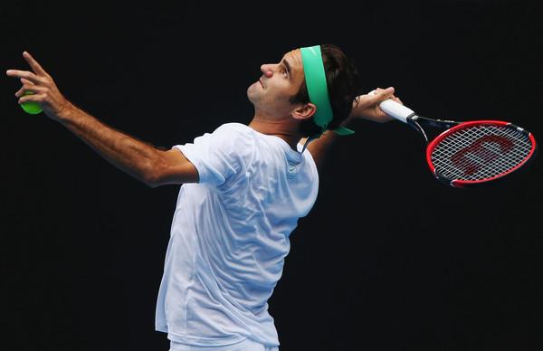 Roger Federer 2016 Australian Open