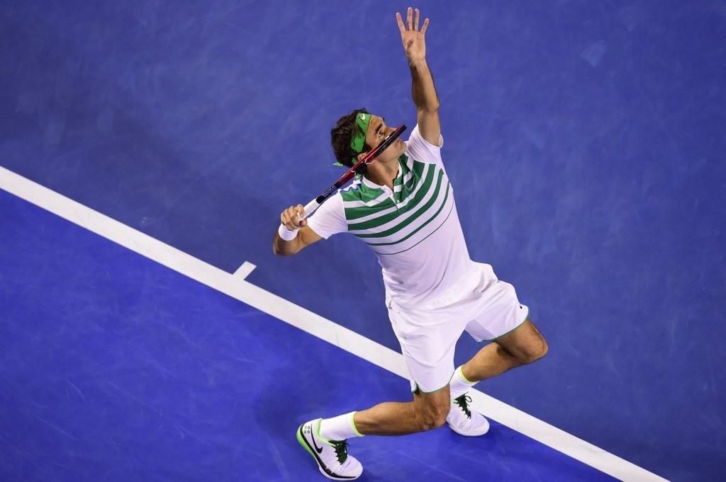 Roger Federer 2016 Australian Open Third Round