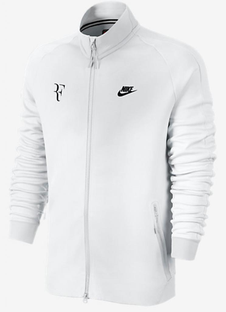 Roger Federer Wimbledon 2016 Nike Premier RF Jacket