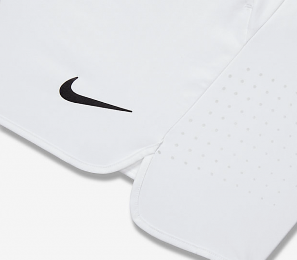 Roger Federer Wimbledon 2016 NikeCourt Gladiator Premier Shorts