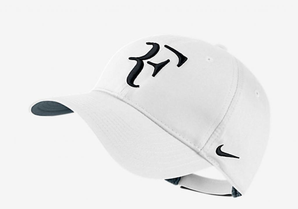 Roger Federer Wimbledon 2016 NikeCourt Premier RF Hat