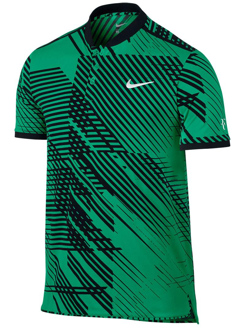 Roger Federer 2017 Indian Wells NikeCourt RF Advantage