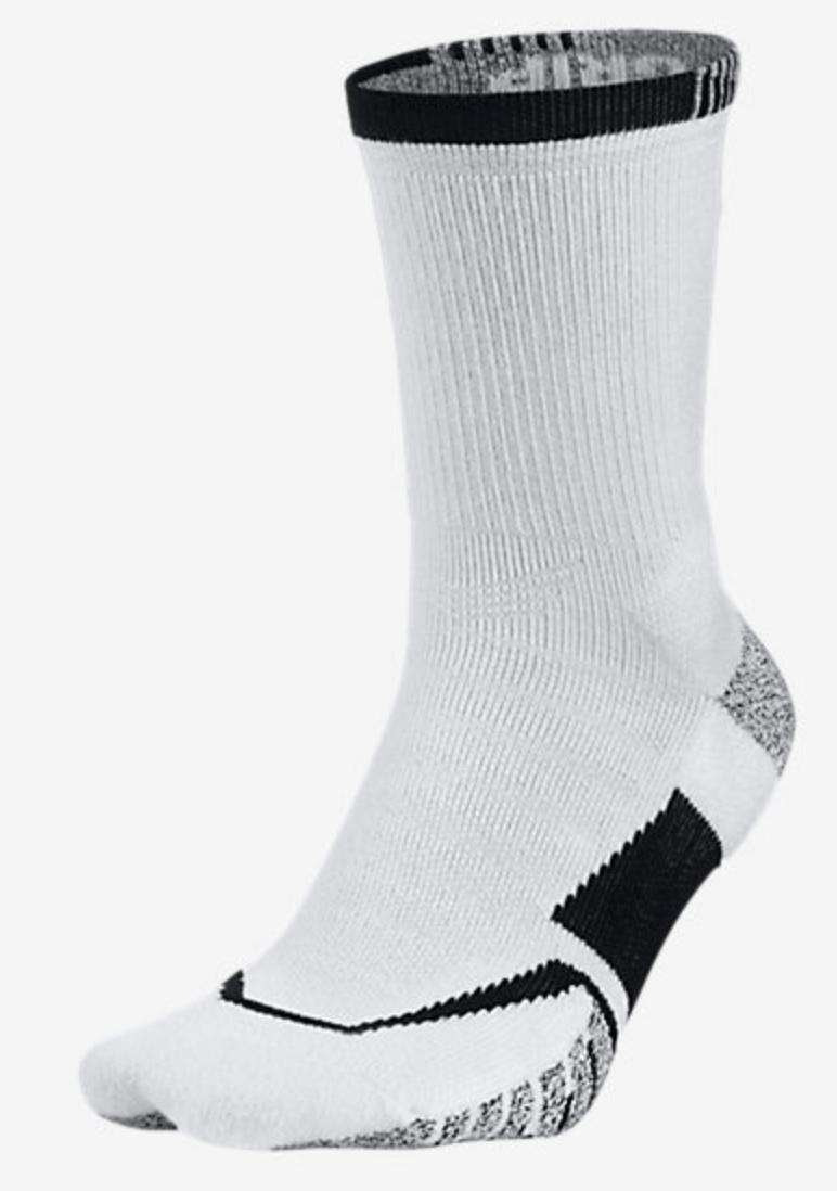 Roger Federer 2017 Australian Open NikeGrip Elite Crew Socks