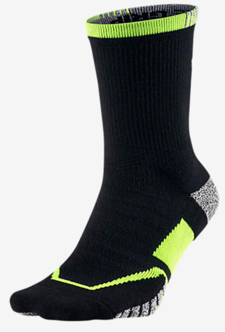 Roger Federer NikeGrip Elite Crew Socks