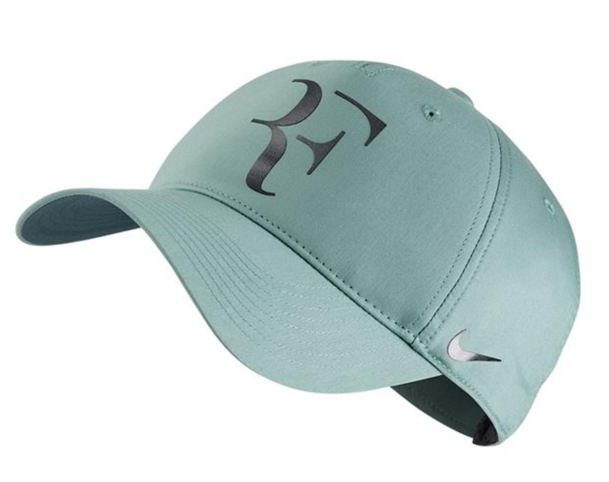 Roger Federer 2017 Hopman Cup RF Hat