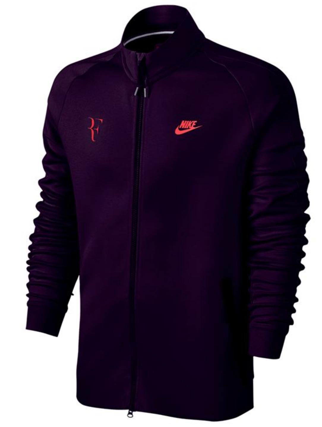 Roger Federer 2017 Hopman Cup RF Jacket