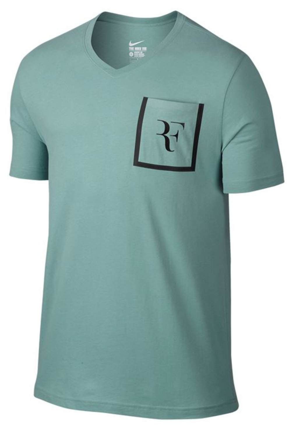 Roger Federer 2017 Hopman Cup RF Shirt