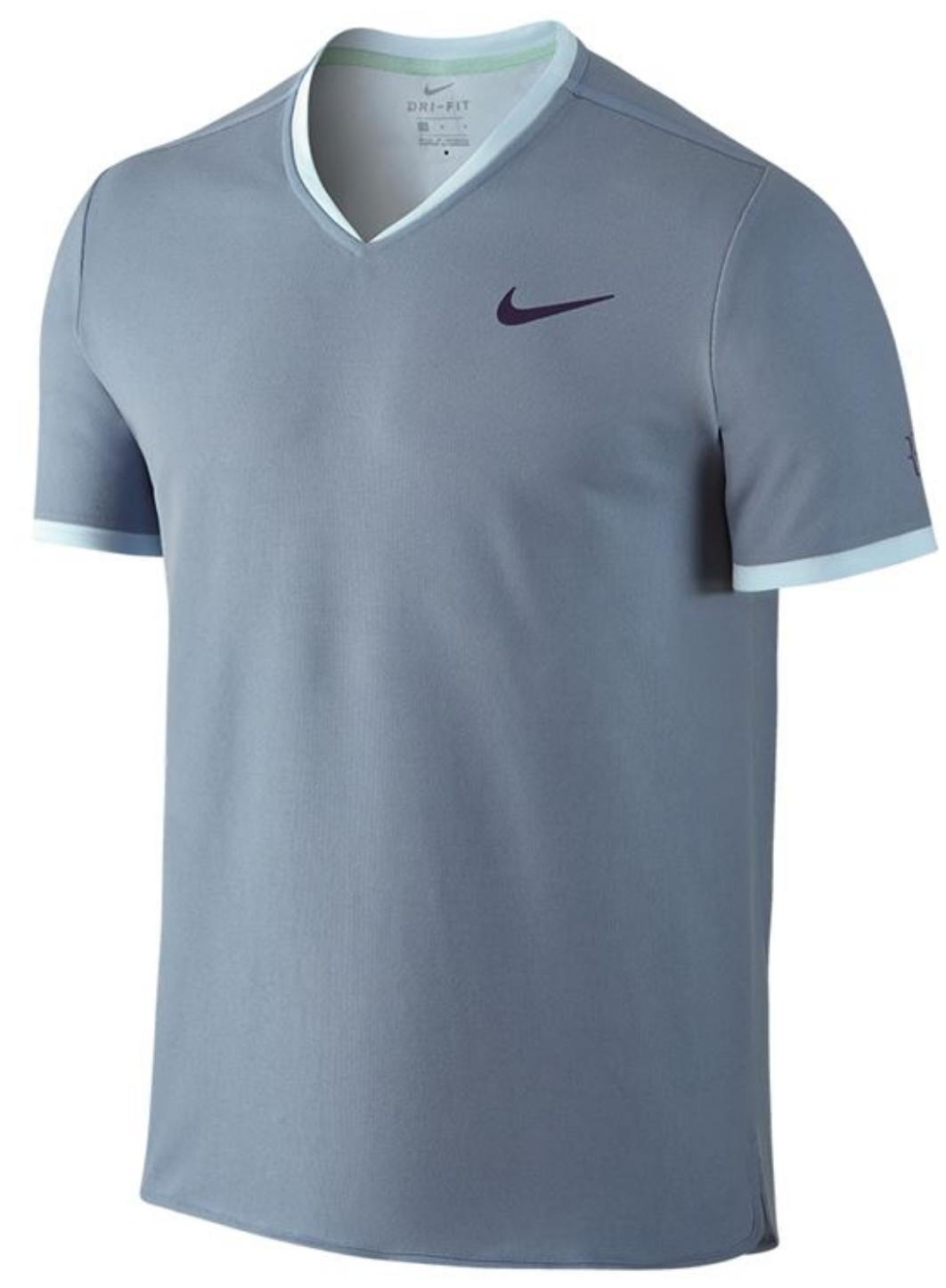 Roger Federer 2017 Hopman Cup Shirt 2
