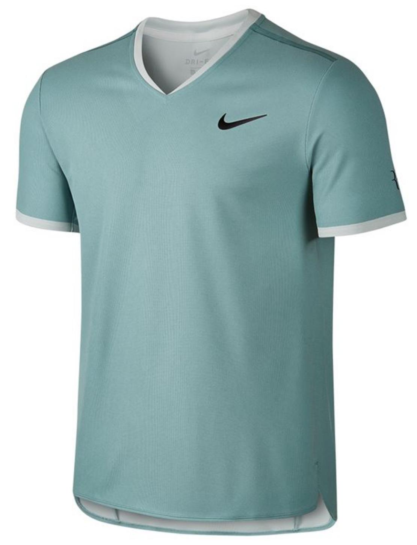Roger Federer 2017 Hopman Cup Shirt