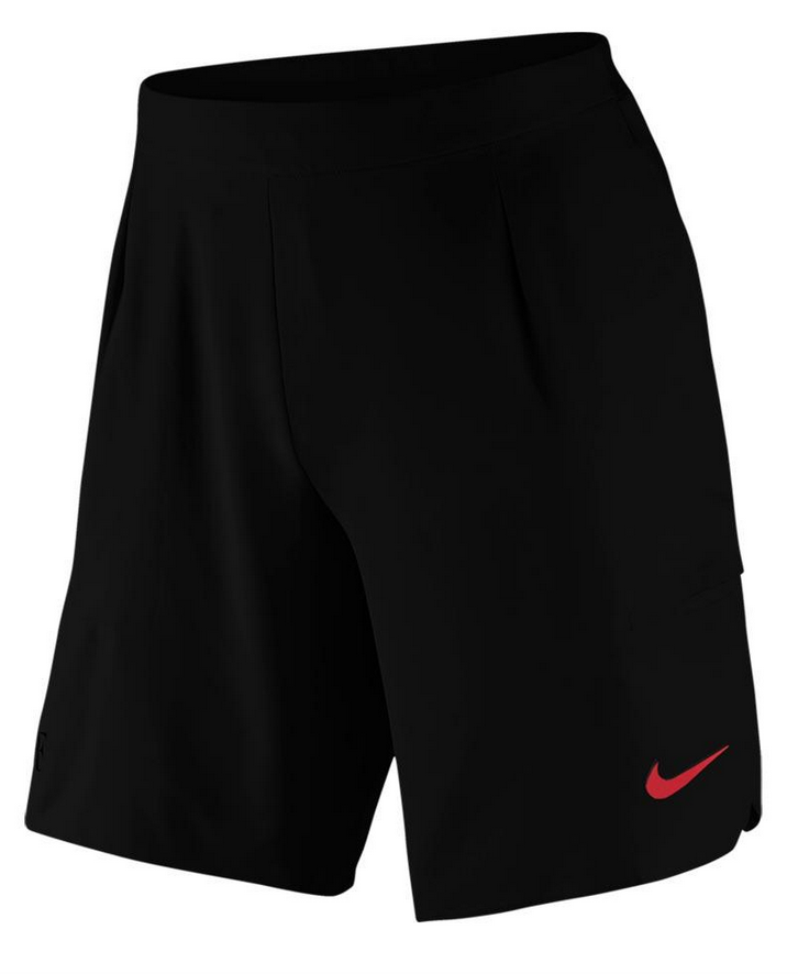 Roger Federer 2017 US Open Nike Outfit - NikeCourt RF US Open Shorts Night Session