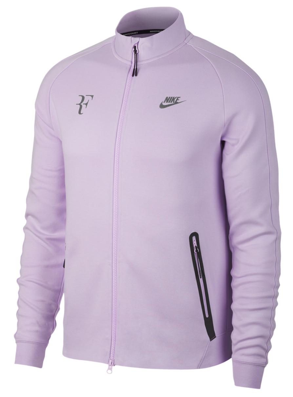 Roger Federer 2017 Nitto ATP Finals Jacket - Roger Federer 2017 Nitto ATP Finals Nike Outfit