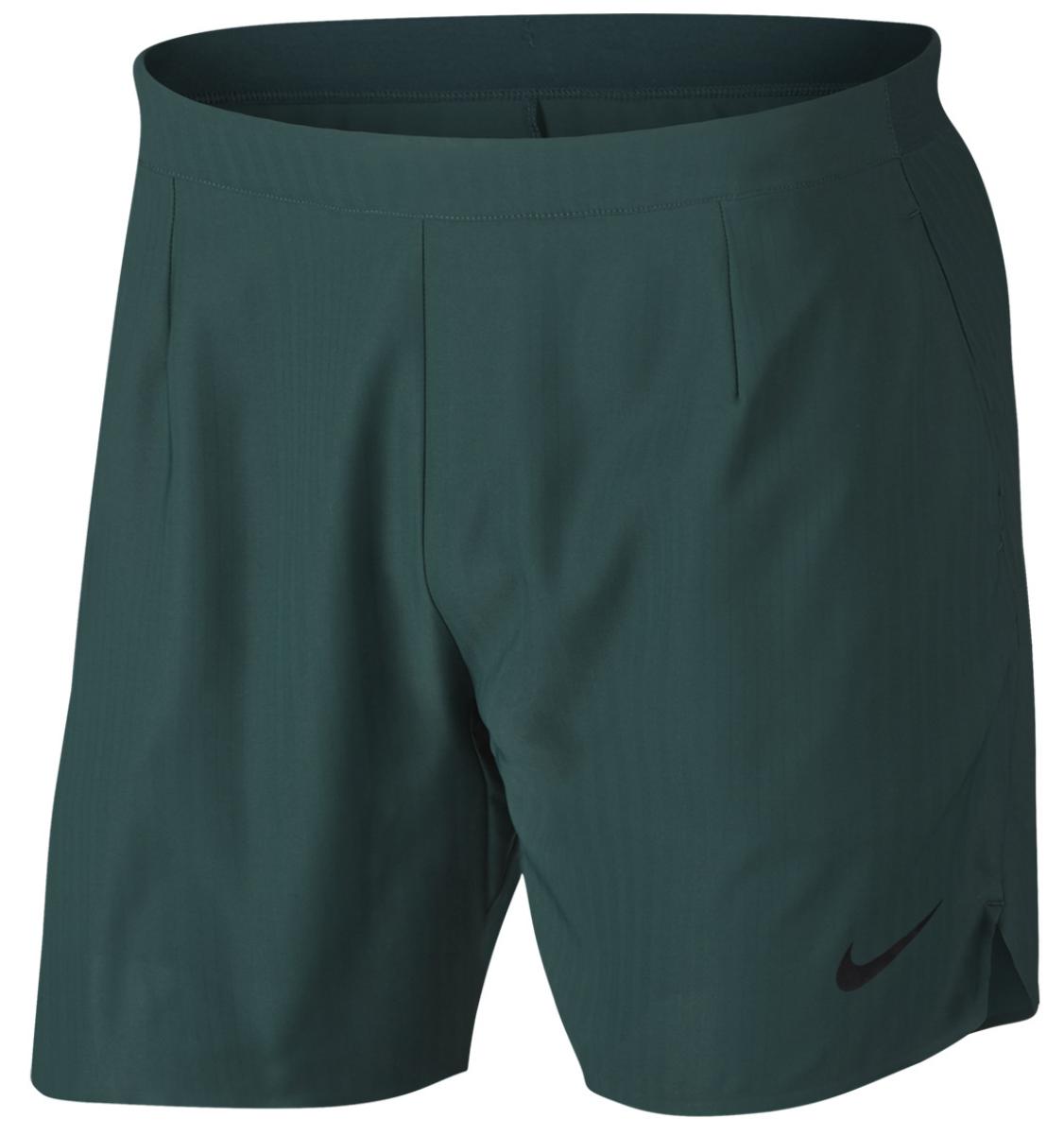 Roger Federer 2017 Nitto ATP Finals Shorts - Roger Federer 2017 Nitto ATP Finals Nike Outfit