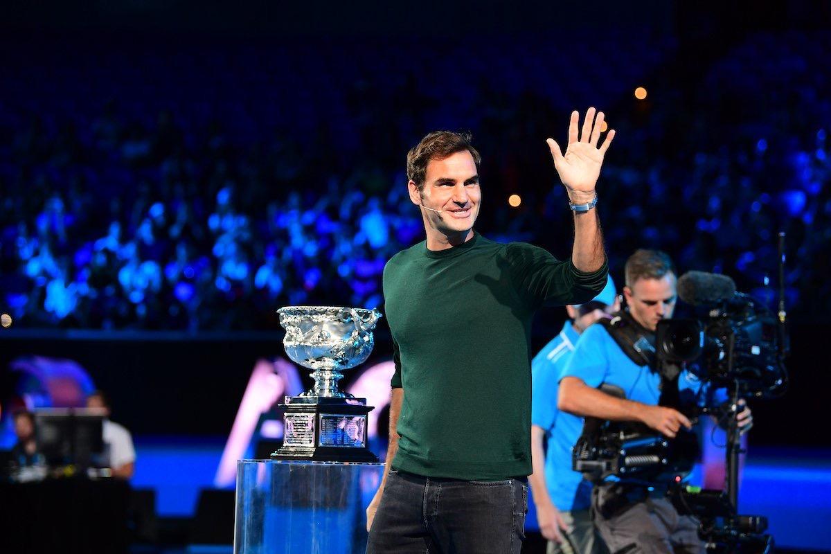 Roger Federer 2018 Australian Open - 2018 Australian Open Draw