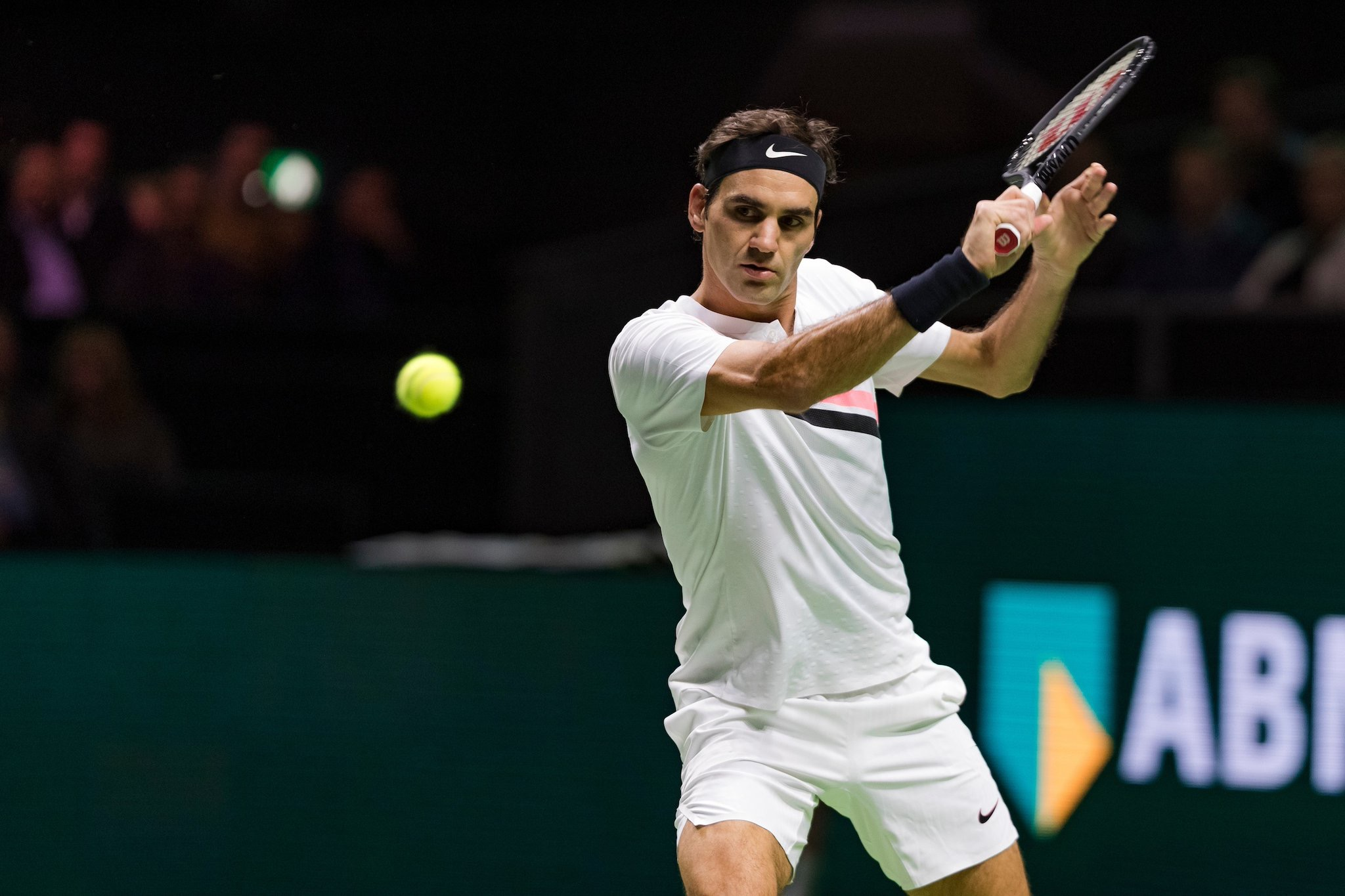 Roger Federer 2018 Rotterdam Open - ABN AMRO World Tennis Tournament - Federer Cruises to 97th Career Title in Rotterdam
