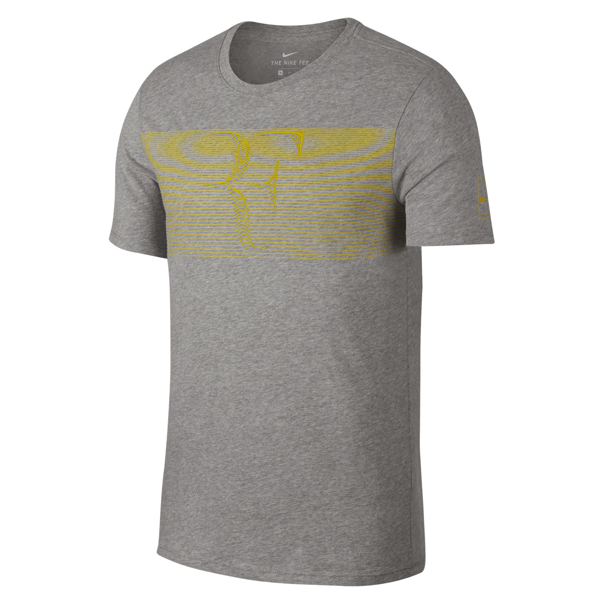 Roger Federer 2018 BNP Paribas Open Indian Wells RF Shirt - Roger Federer 2018 Indian Wells Nike Outfit