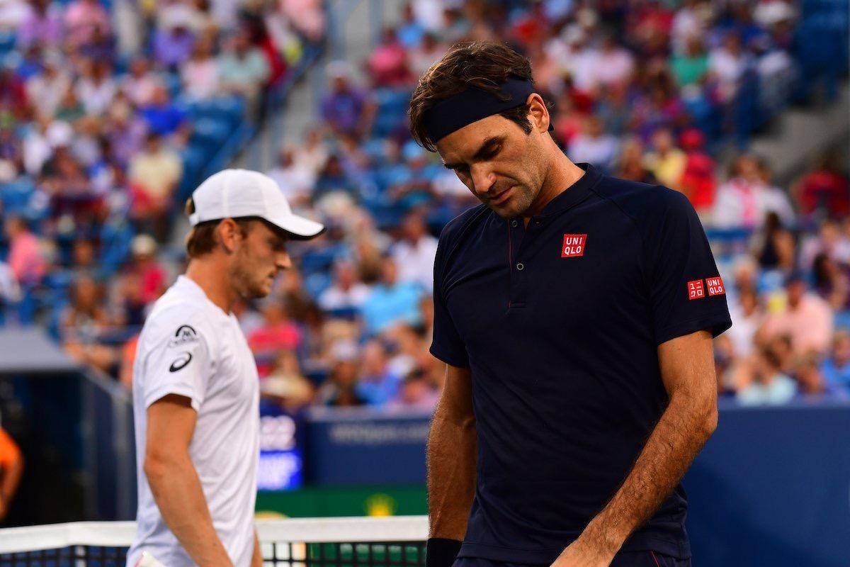 Federer Reaches Eighth Cincinnati Masters Final